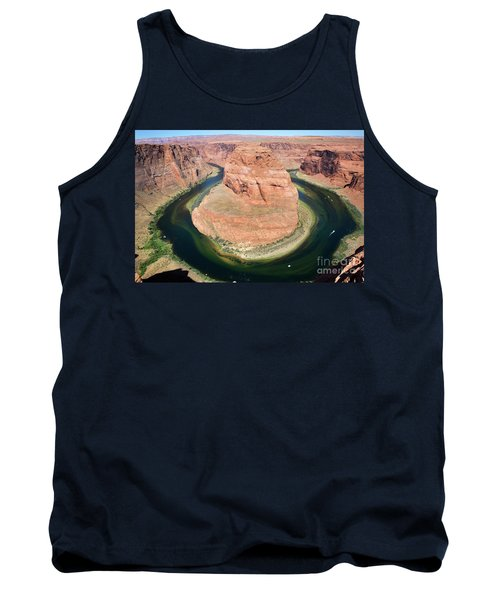 Horseshoe Bend Colorado River Tank Top