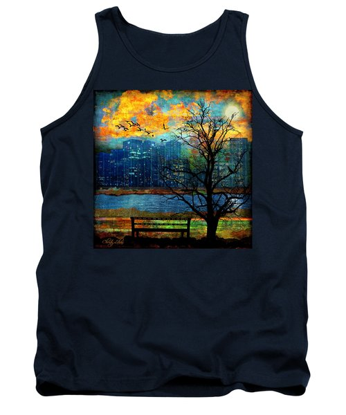 Hot Summer Nights Tank Top