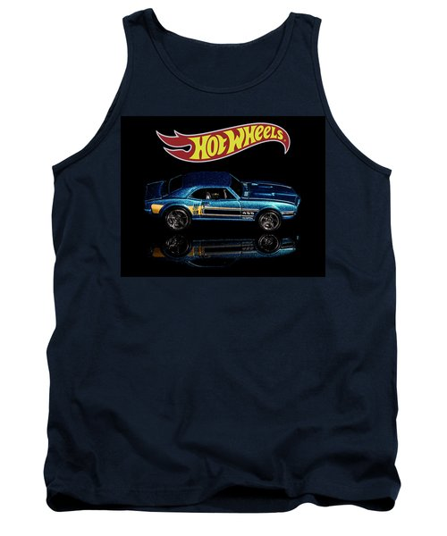 Hot Wheels '67 Pontiac Firebird 400-1 Tank Top