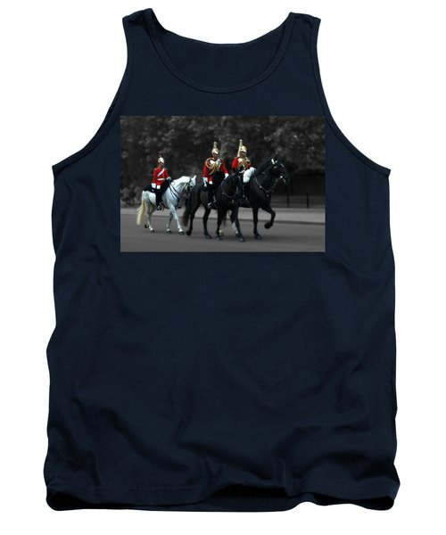 Household Cavalry Tank Top
