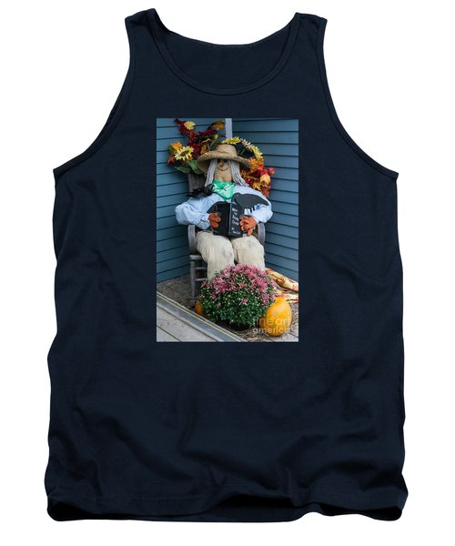 How To Scare Crows Tank Top
