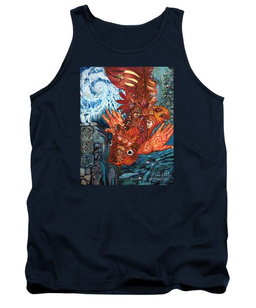 Humanity Fish Tank Top by Emily McLaughlin