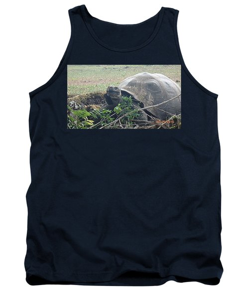 Hunger Giant Tank Top by Will Burlingham
