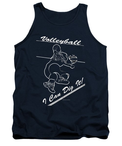 I Can Dig It Tank Top