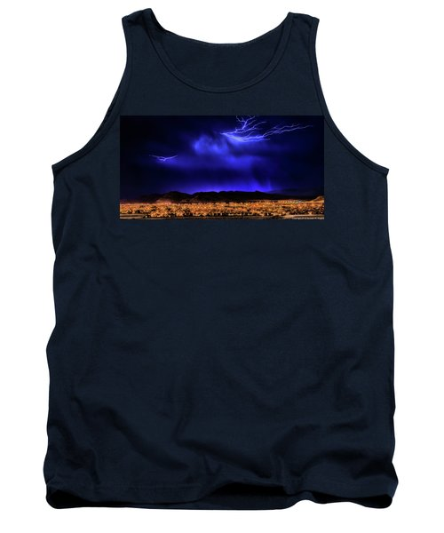 Tank Top featuring the photograph I Got You Babe by Michael Rogers