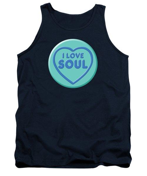 I Love Soul Tank Top