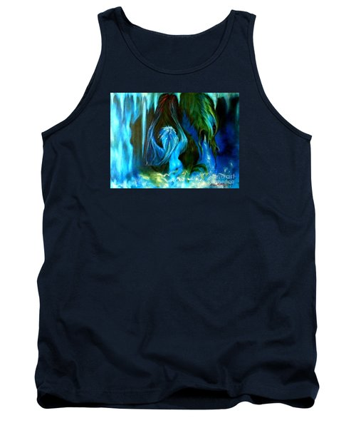 Dance Of The Winged Being Tank Top