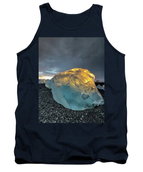 Tank Top featuring the photograph Ice Fish by Allen Biedrzycki