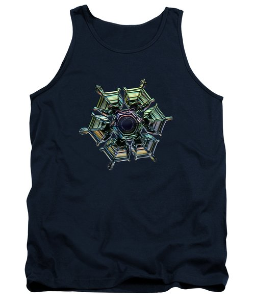 Ice Relief, Black Version Tank Top