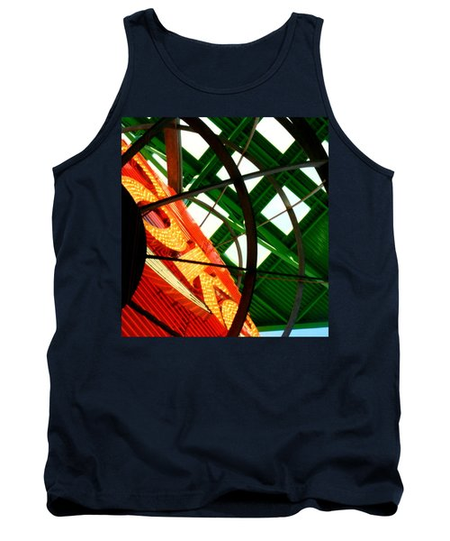 Icon Tank Top by Paul  Wilford