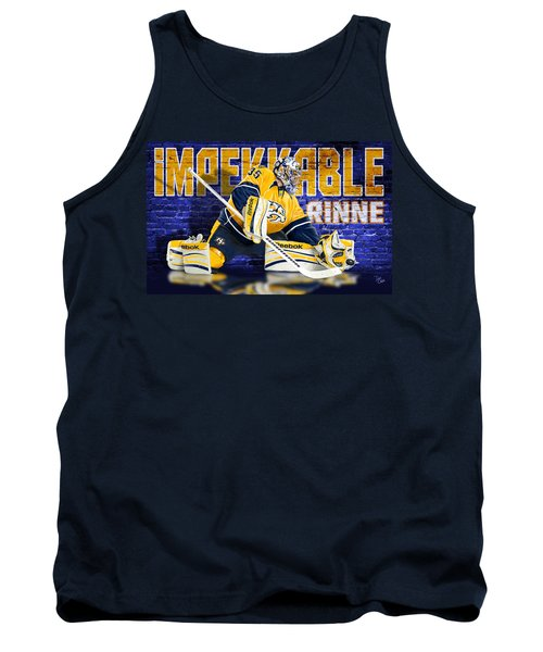 Tank Top featuring the photograph Impekkable by Don Olea