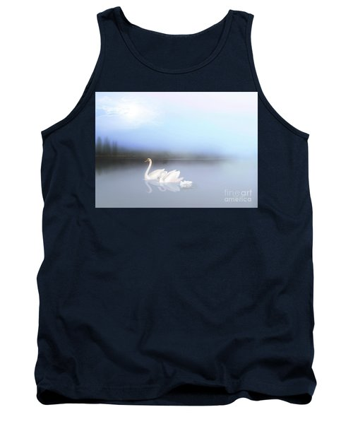 In The Still Of The Evening Tank Top