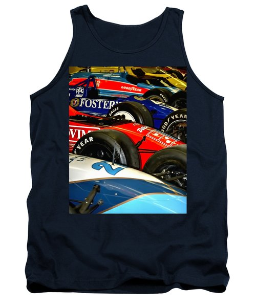 Indy Past 21170 Tank Top