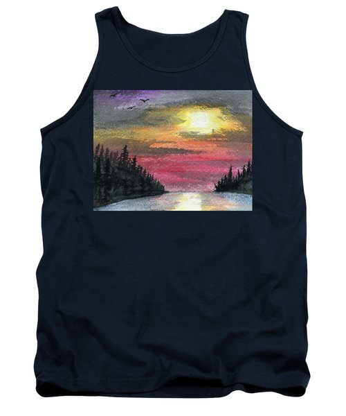 Inlet Tank Top by R Kyllo