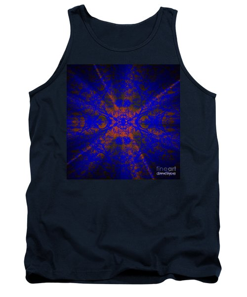 Inner Glow - Abstract Tank Top