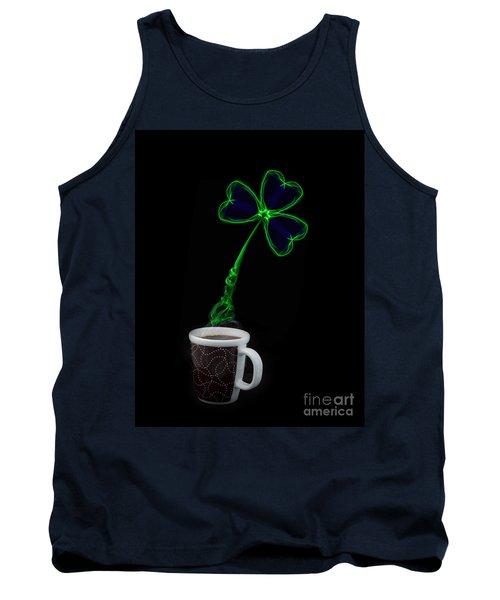 Irish Coffee Tank Top