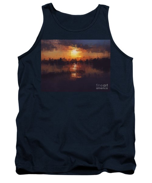 Island In The City Tank Top