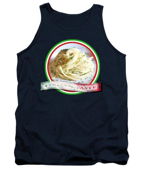 Italian Taste Spaghetti Tank Top