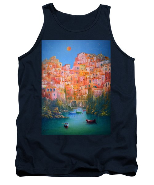 Impressions Of Italy   Tank Top