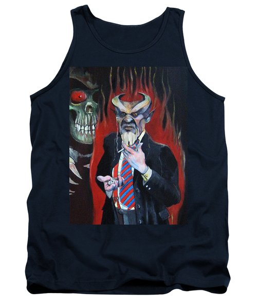 Ix-xitan Tank Top