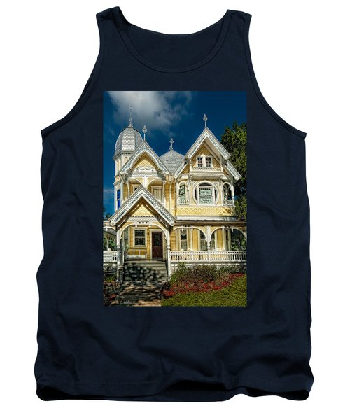 J. P. Donnelly House Tank Top