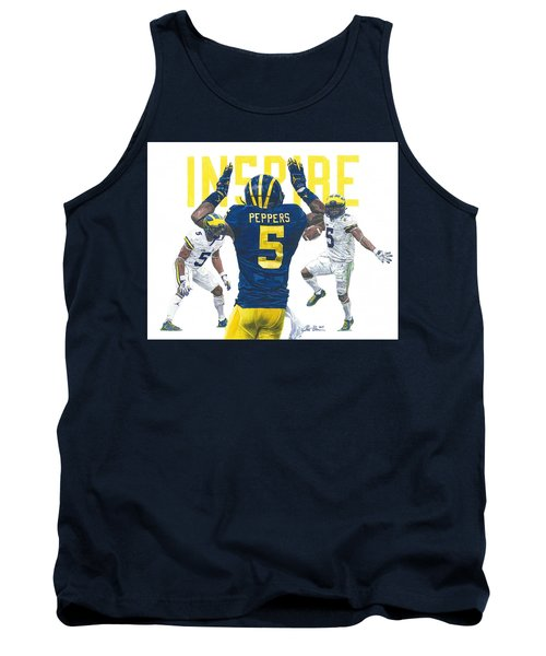 Jabrill Peppers Tank Top