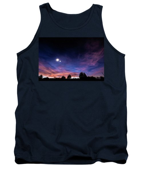 January 31, 2016 Sunset Tank Top