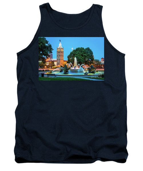 J.c. Nichols Memorial Fountain Tank Top