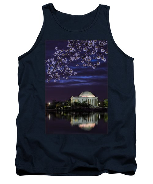 Jefferson Cherry Sunrise Tank Top