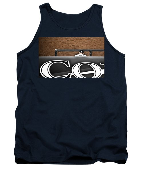 Jim Tracy Rockies Manager Tank Top