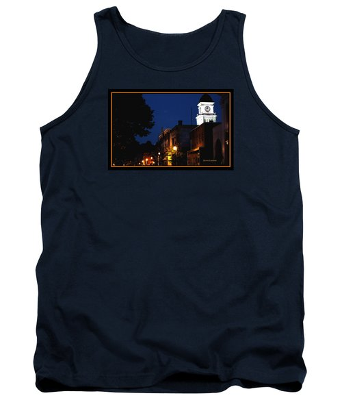 Tank Top featuring the photograph Joneborough Tennessee 11 by Steven Lebron Langston