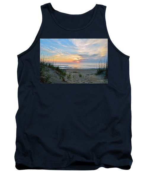 June 2, 2017 Sunrise Tank Top