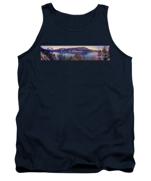 June Lake Panorama Tank Top