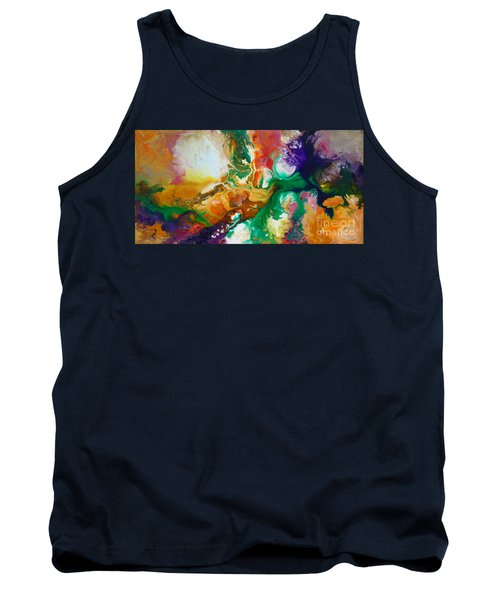 Jupiters Moons Tank Top