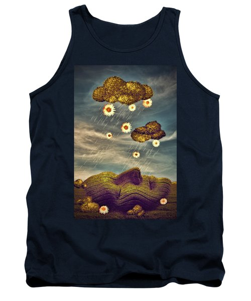 Just Another Summer Rainy Day Tank Top