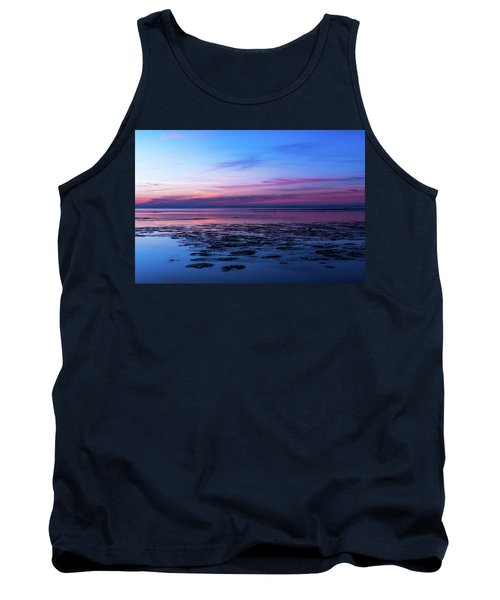 Slave To Your Mind Tank Top by Thierry Bouriat
