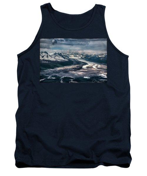 Kahiltna Glacier Tank Top