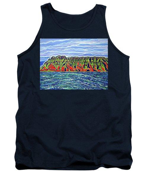 Kauai Tank Top by Debbie Chamberlin
