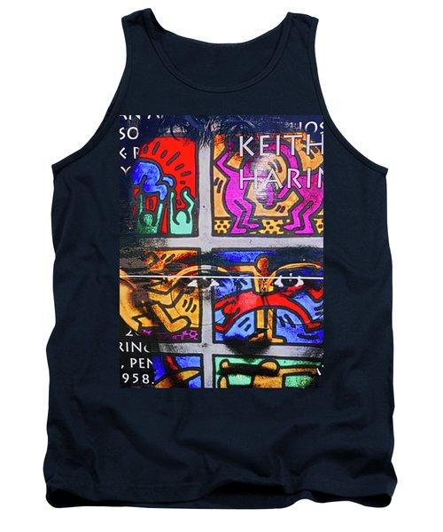Keith Haring  Tank Top