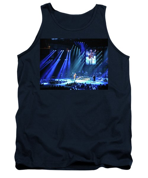 Kenny Chesney Again Tank Top