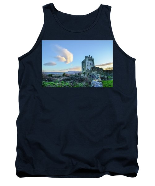 Kilcash Castle Ufo Tank Top