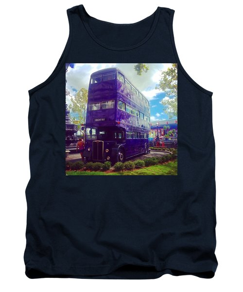 The Knight Bus Tank Top