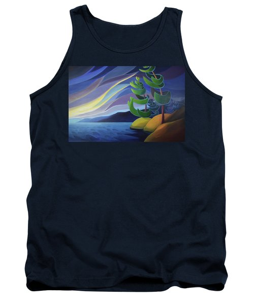 Last Light Tank Top