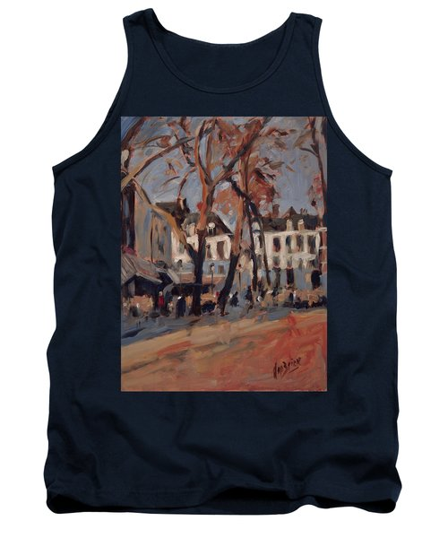 Last Sunbeams Our Lady Square Maastricht Tank Top by Nop Briex