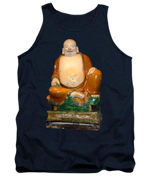 Laughing Monk Tank Top
