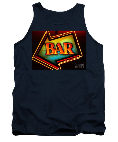 Laurettes Bar Tank Top