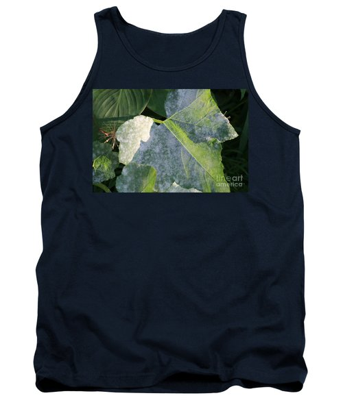 Calming Leafy Glade Tank Top