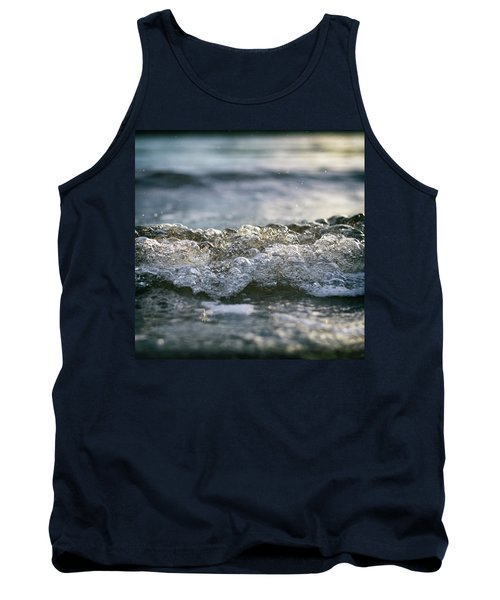 Tank Top featuring the photograph Let It Come To You by Laura Fasulo