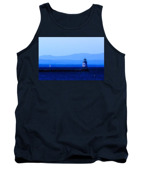 Life Goes On... Tank Top by Craig Szymanski