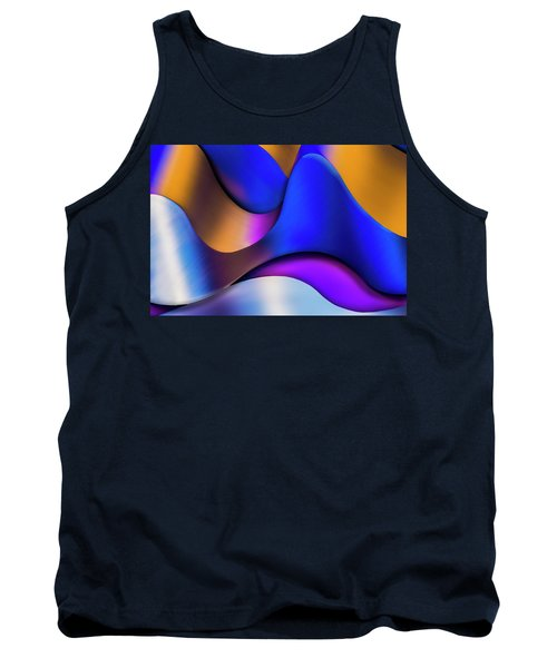 Life In Color Tank Top by Paul Wear